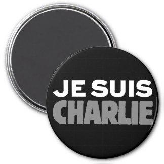 Je Suis Charlie - soy negro de Charlie Imán Redondo 7 Cm