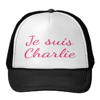 Je Suis Charlie Trucker Hat