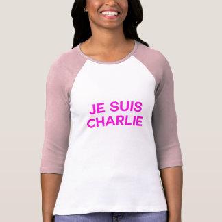 Je Suis Charlie Tshirt