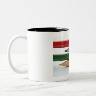 Je Suis Charlie Two-Tone Coffee Mug