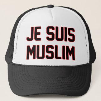 Je Suis Muslim Trucker Hat