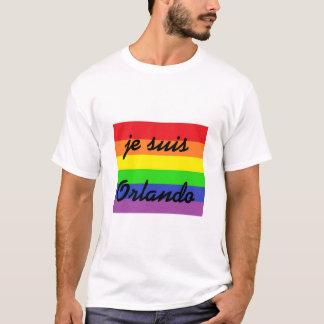 je suis Orlando - T Shirt