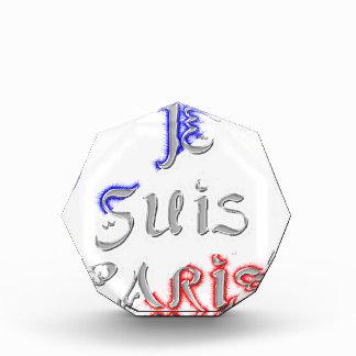 Je Suis Paris I love Paris Award