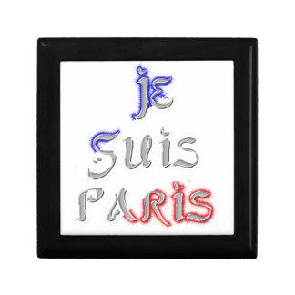 Je Suis Paris I love Paris Gift Box