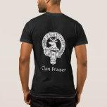 Je Suis Prest - Clan Fraser Crest T-Shirt