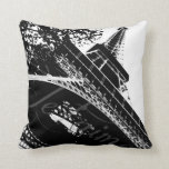 Je t'aime - Decorative French Inspired Throw Pillo Throw Pillows