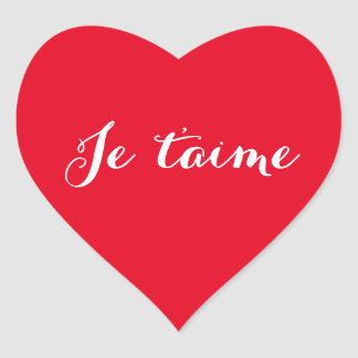 I Adore You In French I Love You In French S...