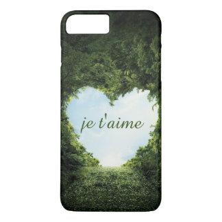 je t'aime iPhone 8 plus/7 plus case