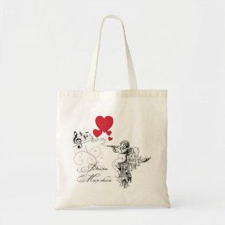 Je Taime Mon Cherie Custom Bag