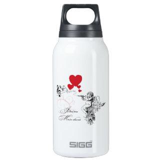 Je Taime Mon Cherie Custom Insulated Water Bottle