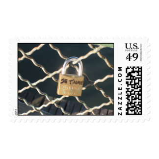 Je t'aime, stamps