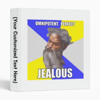 Jealous Troll God Binder