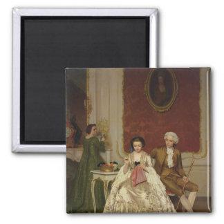 Jealousy, 1861 magnet