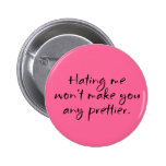 Jealousy 2 Inch Round Button