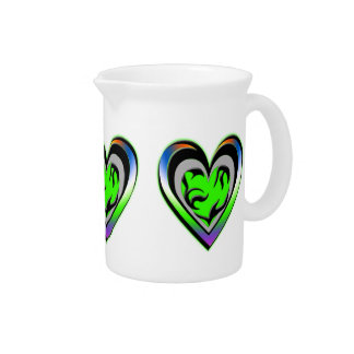 Jealousy Beverage Pitcher