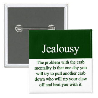 Jealousy Pins