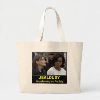 JEALOUSY CANVAS BAGS