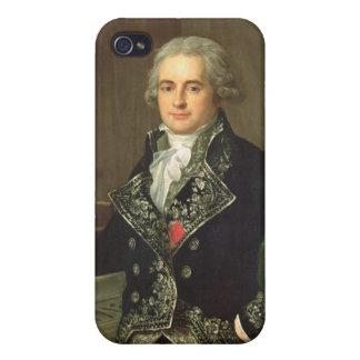 Jean Antoine Chaptal Comte de Chanteloupe iPhone 4/4S Carcasa