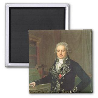 Jean Antoine Chaptal Comte de Chanteloupe Imán Para Frigorífico