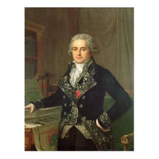 Jean Antoine Chaptal Comte de Chanteloupe Tarjeta Postal