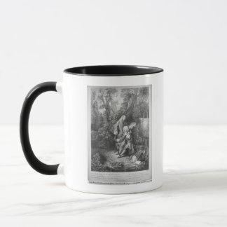 Jean Antoine Watteau and friend Monsieur Mug