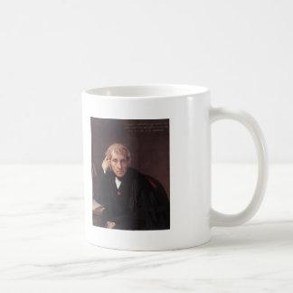 Jean Auguste Dominique Ingres- Luigi Cherubini Coffee Mugs