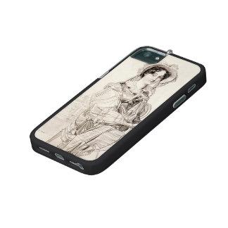 Jean Auguste Dominique Ingres- Mrs Charles Badham iPhone 5 Cases