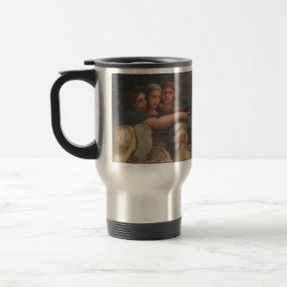 Jean Auguste Dominique Ingres- Women's Group Mugs