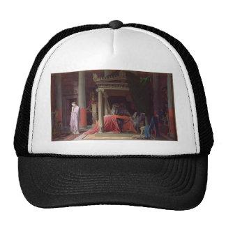 Jean Auguste Ingres- Antiochus and Stratonice Trucker Hat