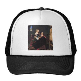 Jean Auguste Ingres Art Trucker Hat