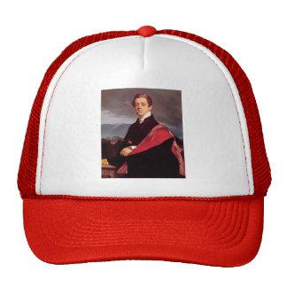Jean Auguste Ingres- Portrait of Nikolay Gouriev Trucker Hat