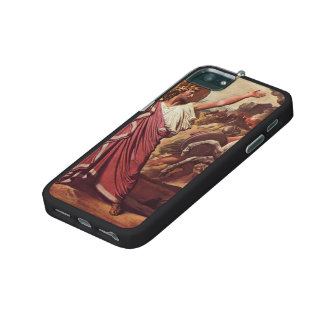 Jean Auguste Ingres- Romulus' Victory over Acron Case For iPhone 5