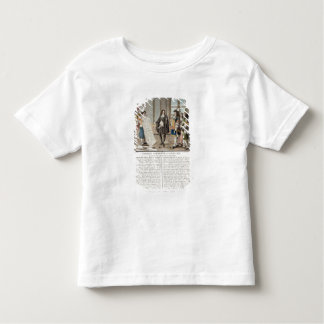 Jean Baptiste Colbert (1619-83) presents the map o Toddler T-shirt