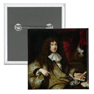 Jean-Baptiste Colbert  Marquis de Seignelay Buttons