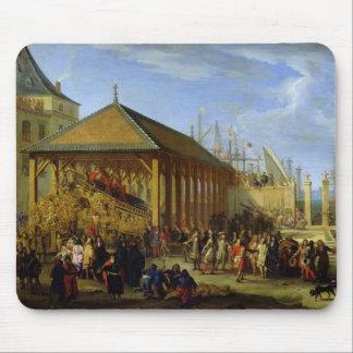 Jean-Baptiste Colbert  Marquis de Seignelay Mouse Pad