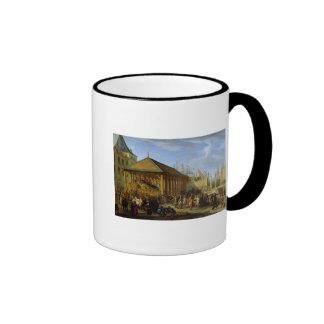 Jean-Baptiste Colbert Marquis de Seignelay Taza De Café
