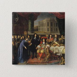 Jean-Baptiste Colbert Pinback Button