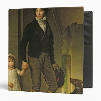Jean-Baptiste Isabey y su hija