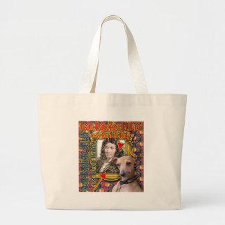 Jean Baptiste Lully Canvas Bag