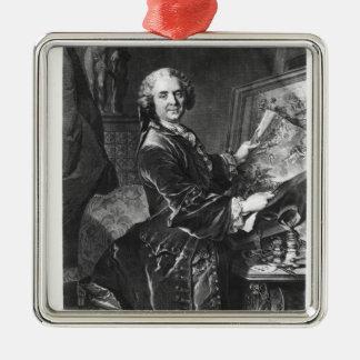 Jean Baptiste Masse Metal Ornament