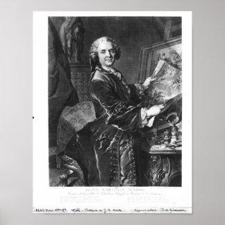 Jean Baptiste Masse Poster