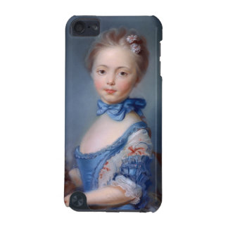 Jean-Baptiste Perronneau: Girl with Kitten iPod Touch (5th Generation) Covers