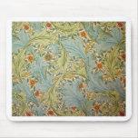 Jean-Baptiste Réveillon Style Antique Wallpaper Mouse Pads