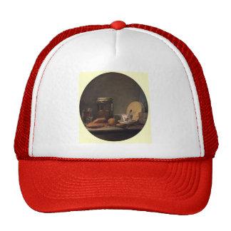 Jean-Baptiste-Simeon Chardin- Jar of Apricots Hat