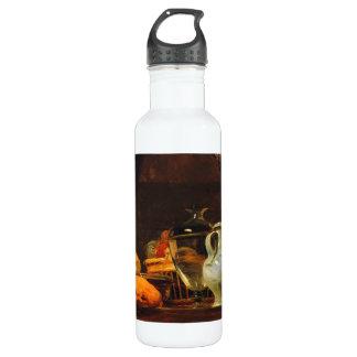 Jean-Baptiste-Simeon Chardin - Still life Water Bottle