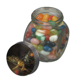 Jean-Baptiste-Simeon Chardin- The Silver Tureen Jelly Belly Candy Jars