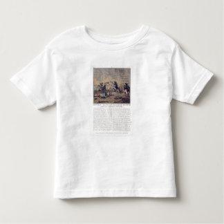 Jean Bart (1651-1702), French naval commander taki Toddler T-shirt