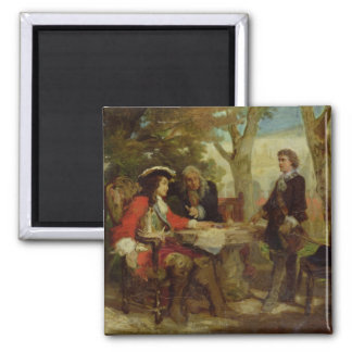 Jean Cavalier  and Claude Louis Hector Magnet