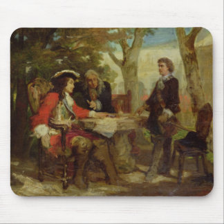 Jean Cavalier  and Claude Louis Hector Mouse Pad