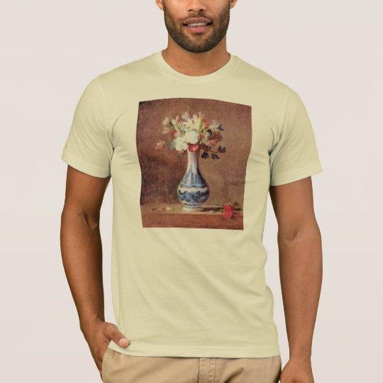 Jean Chardin - Flowers in a Vase T-Shirt